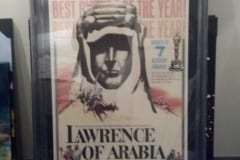 Lawrence of Arabia 2 Poster Frame - Capulet Art Gallery & Framing Shop