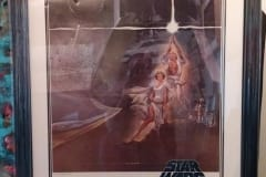 Star Wars Poster Frame - Capulet Art Gallery & Framing Shop