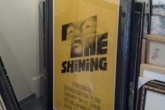 The Shining Poster Frame - Capulet Art Gallery & Framing Shop