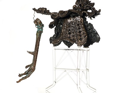 NOUVEAU BAROQUE -ceramic, painting, sculpture, video