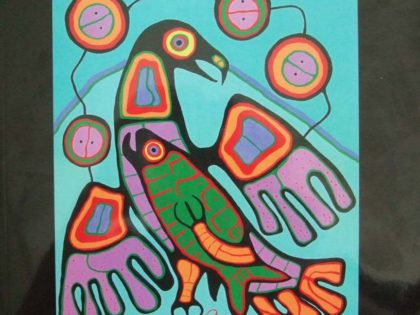 Norval Morrisseau Book