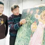 Capulet Art Gallery - Kevan Seng and Raymond Chow 2007