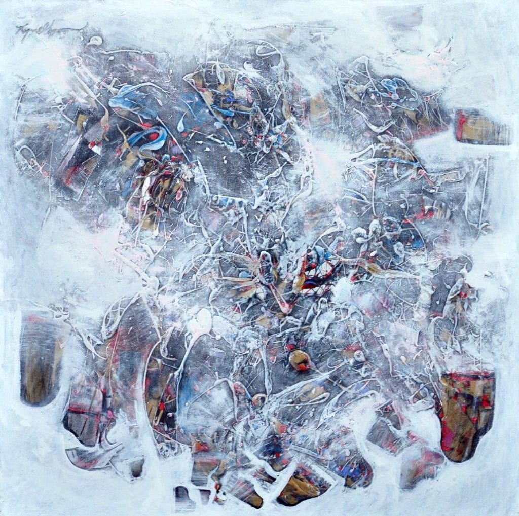 Capulet Art Gallery - Raymond Chow - Snow Grands