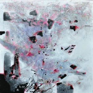 Capulet Art Gallery - Raymond Chow - Tornado