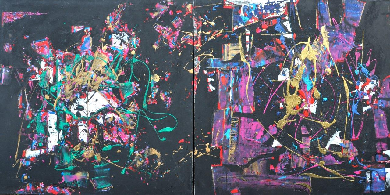Capulet Art Gallery - Raymond Chow - Mitosis