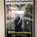Capulet Art Gallery - Poster Frame - 2001 - a Space Odyssey (2)