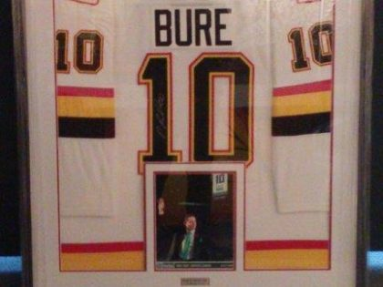 Double Sided Bure Jersey Frame