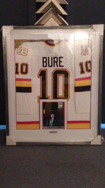 Capulet Art Gallery - Bure Double Sided Jersey Frame front
