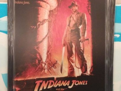 Indiana Jones Frame