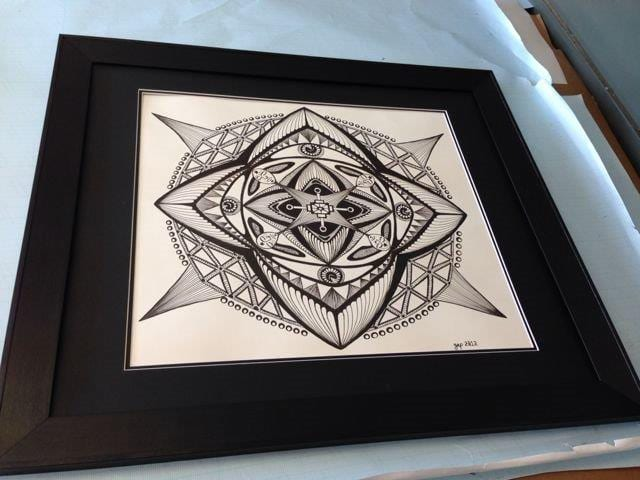 Capulet Art Gallery - custom framing - art