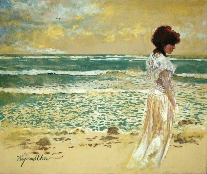 Joanne by Seashore