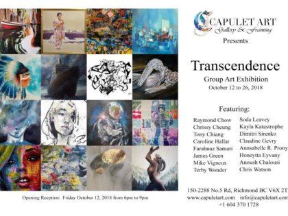 Transcendence Art Exhibition